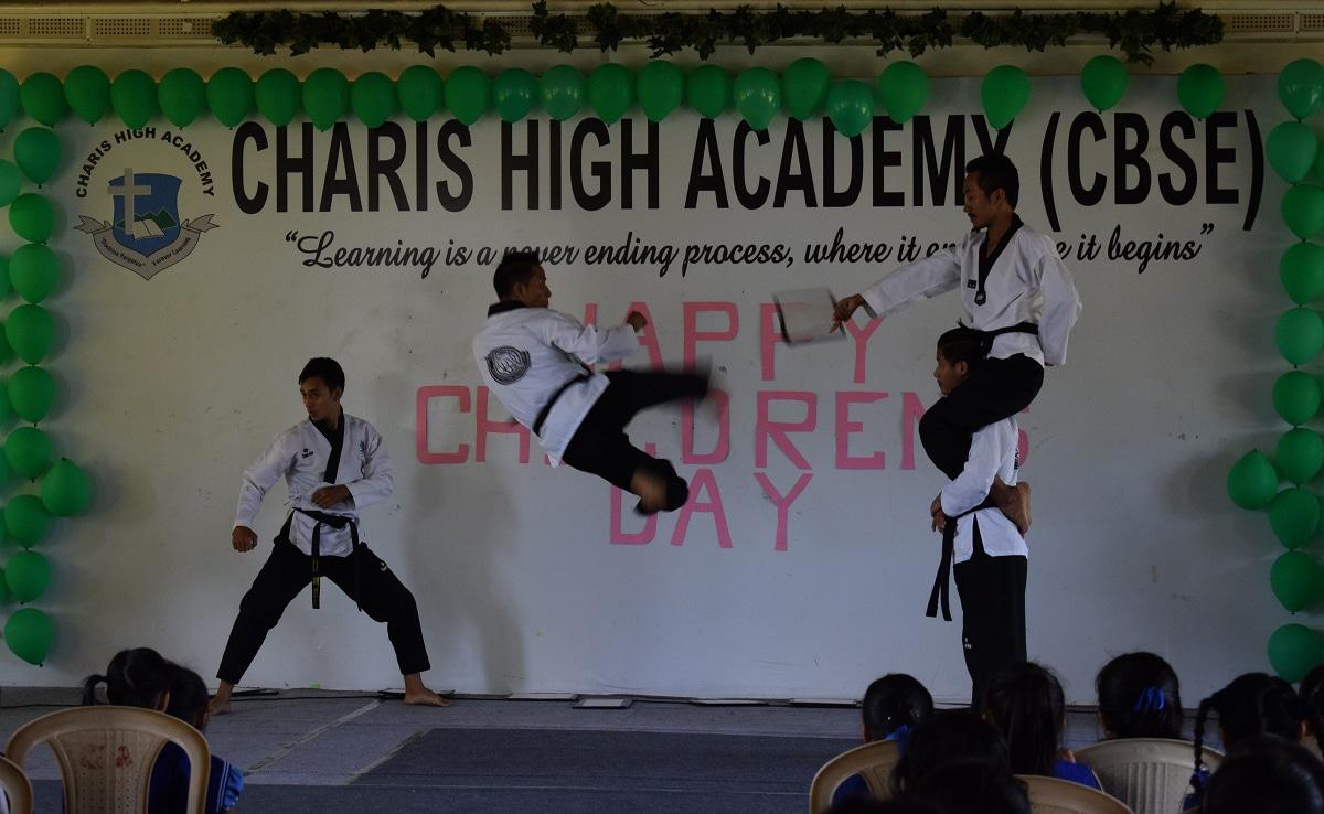 childrens day taekwondo